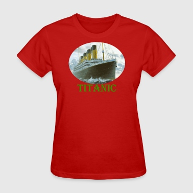 Titanic - Women's T-Shirt