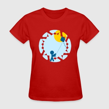 kite - Women's T-Shirt