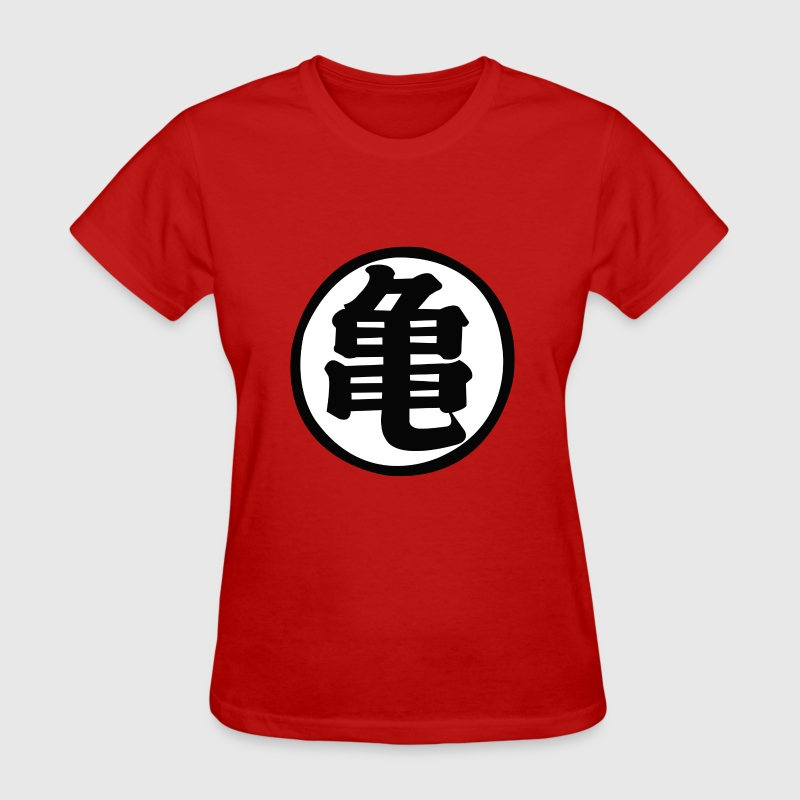 Dragon Ball Z Anime Kame - Women's T-Shirt