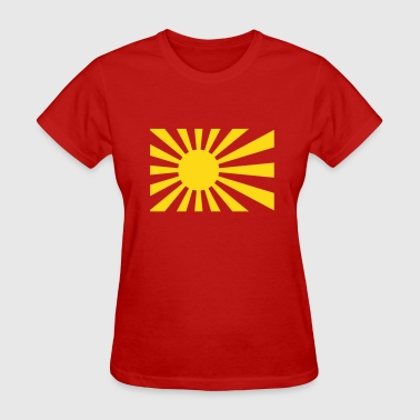Japanese Sun - Women's T-Shirt