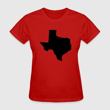 State of Texas - Women's T-Shirt