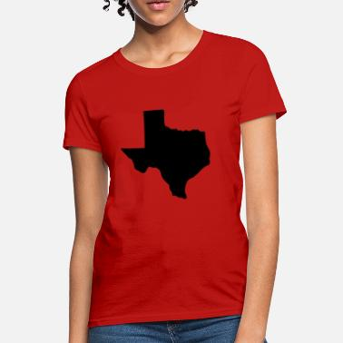 Texas State State of Texas - Women's T-Shirt