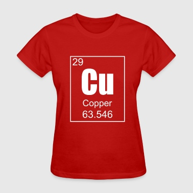 Copper - Women's T-Shirt