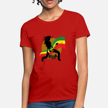 Rub Reggae Reggae - Women's T-Shirt