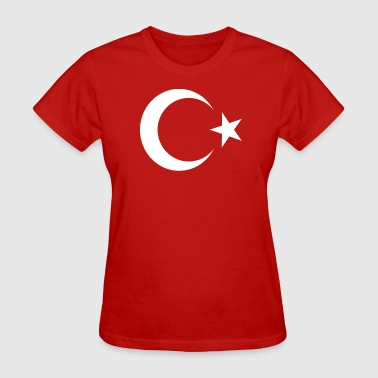 Turkish Style Turkey T-Shirt Gift Turkiye Turkish Flag Shirt - Women's T-Shirt