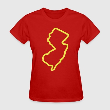 New Jersey - Women's T-Shirt