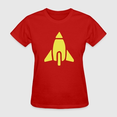 Rocket Power- Regina Rocket Power  - Women's T-Shirt