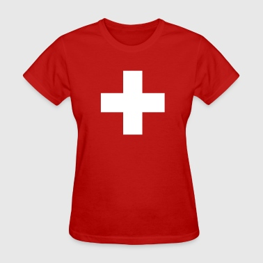 Switzerland Swiss Swiss Cross - Women's T-Shirt