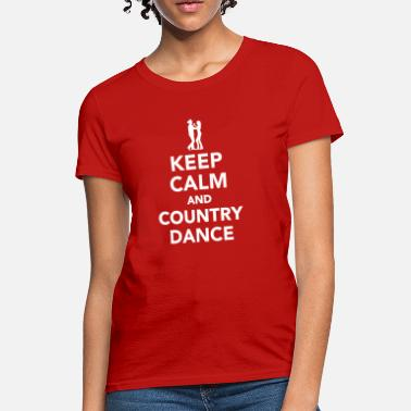 Country Dance Country dance - Women's T-Shirt