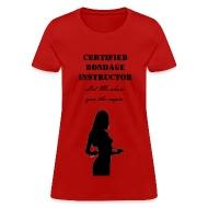 Bdsm womens tank top shirts