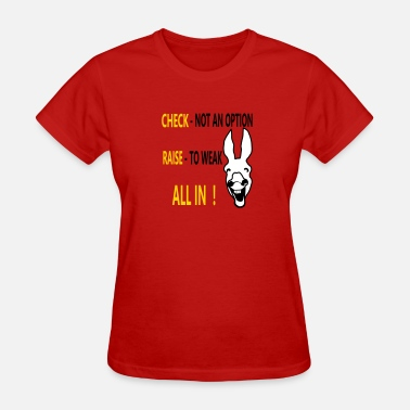 Donk Donk Rules - Women's T-Shirt
