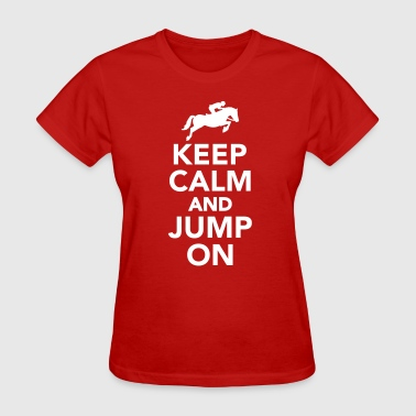 Show jumping - Women's T-Shirt