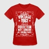 Premium Vintage 1962 Aged To Perfection 100% Genui - Women's T-Shirt