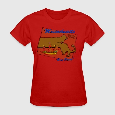 Massachusetts - Women's T-Shirt