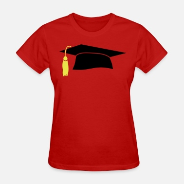 Holidays And Graduation. Graduation Cap - Women's T-Shirt