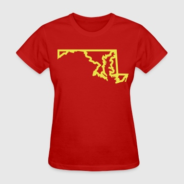 Maryland - Women's T-Shirt