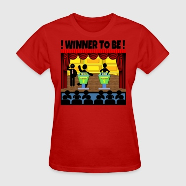 TV Game Show Contestant - TPIR (The Price Is...) - Women's T-Shirt