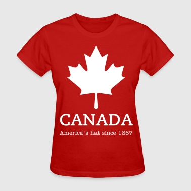 Maple Leaf - Women's T-Shirt
