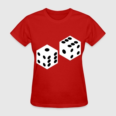 Pair of Dice - Women's T-Shirt