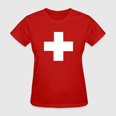 Swiss - Women's T-Shirt