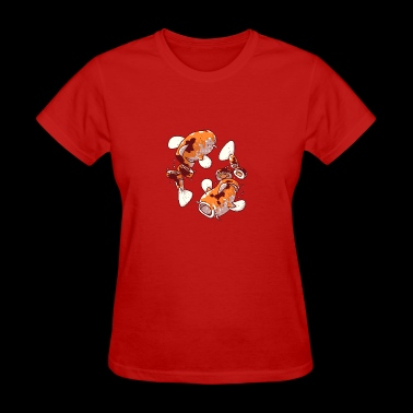 Koi Sushi - Women's T-Shirt