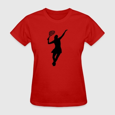 Female Tennis Player - Women's T-Shirt