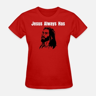 Jesus Sports Jesus - Women's T-Shirt