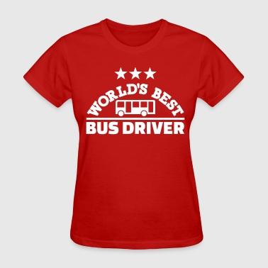 Bus driver - Women's T-Shirt