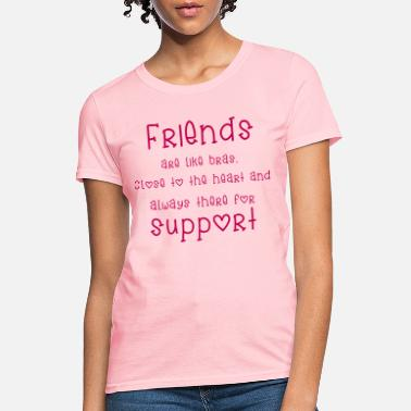 Friendship Friends - Women's T-Shirt