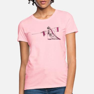 Sword Fight Sword - Women's T-Shirt