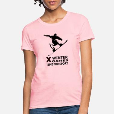 X-games WINTER X GAMES - Women's T-Shirt