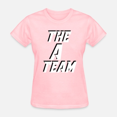 Audacity THE A TEAM - Women's T-Shirt