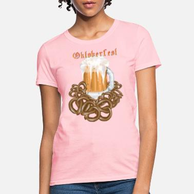 Fall Oktoberfest - Women's T-Shirt