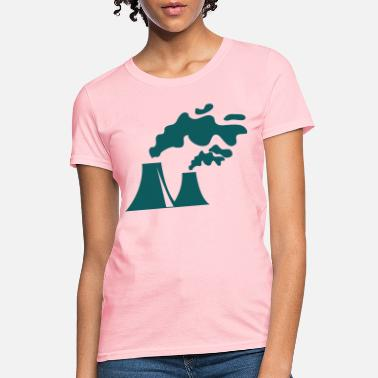 Pollute pollution - Women's T-Shirt
