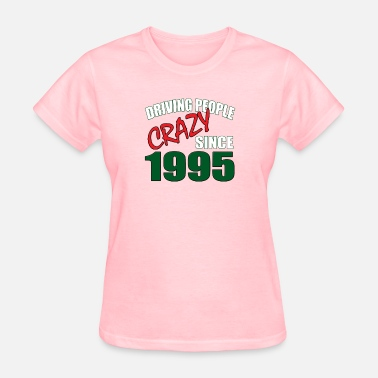Her 23rd Birthday Born In 1995 Funny Gift