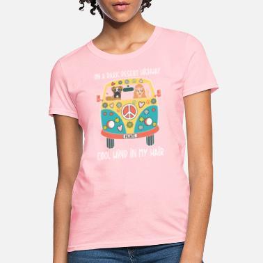 the Desert Witch Chopper girl baseball T-shirt