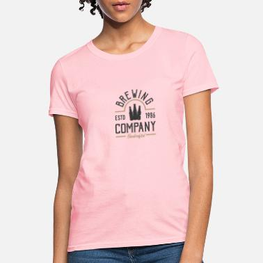 Brewed Brewing - Women's T-Shirt