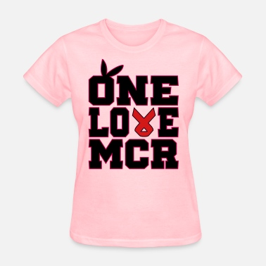 I Love Mcr ONELOVE MCR - Women's T-Shirt