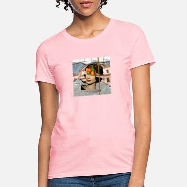 Collage Analog Collage Art - Women's T-Shirt