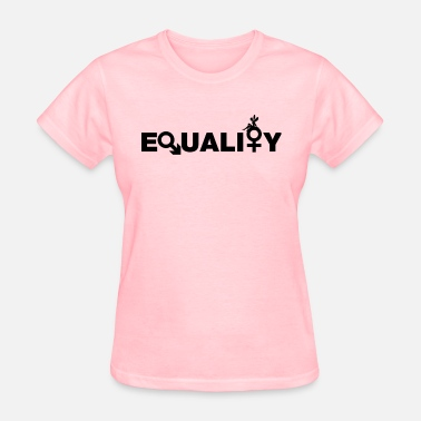 Equalizer EQUALITY = EQUALITY - Women's T-Shirt