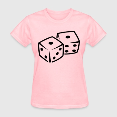 Dice - Women's T-Shirt