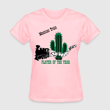 Mexican Train NEW - Women's T-Shirt