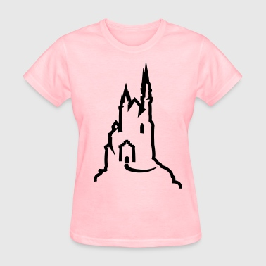 Castle - Women's T-Shirt
