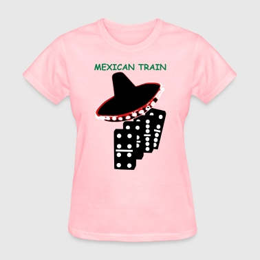 Mexican Train - Women's T-Shirt
