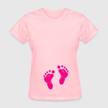 Feet - Women's T-Shirt