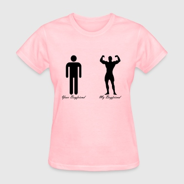 boyfriends - Women's T-Shirt