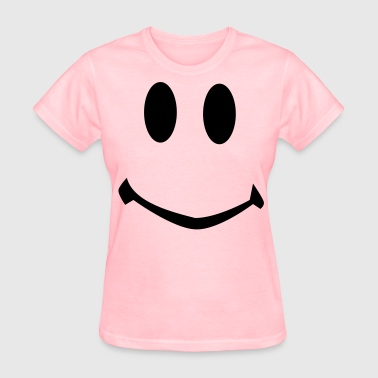 Happy Face Happy Face - Women's T-Shirt