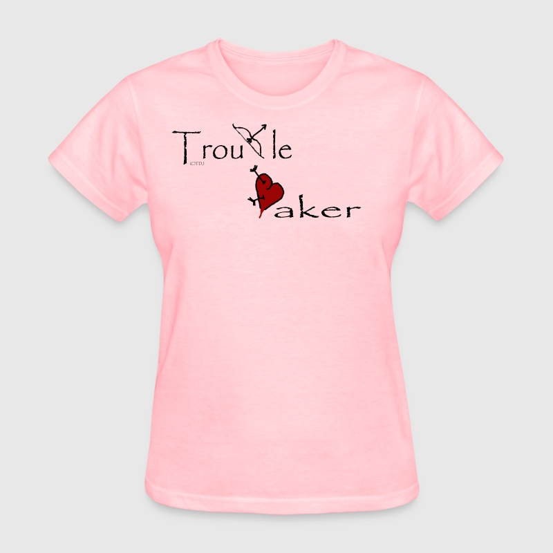 Troublemaker - Women's T-Shirt