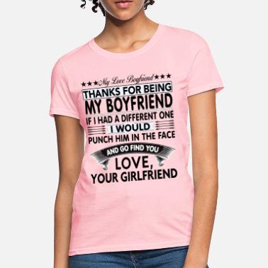 Shop Boyfriend Birthday T Shirts Online