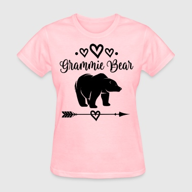 Grammie Bear Grandmother Gift - Women's T-Shirt